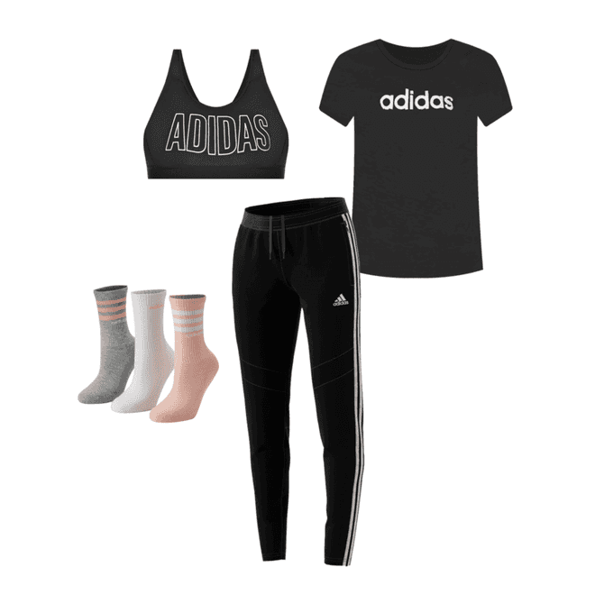 adidas leggings age 4-5